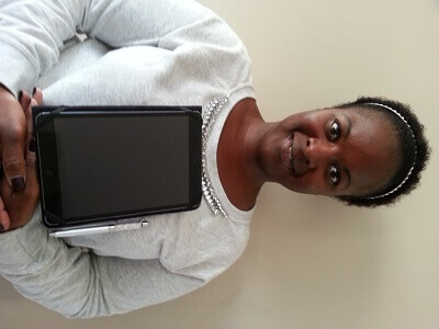 Congratulations to our iPad mini winner!