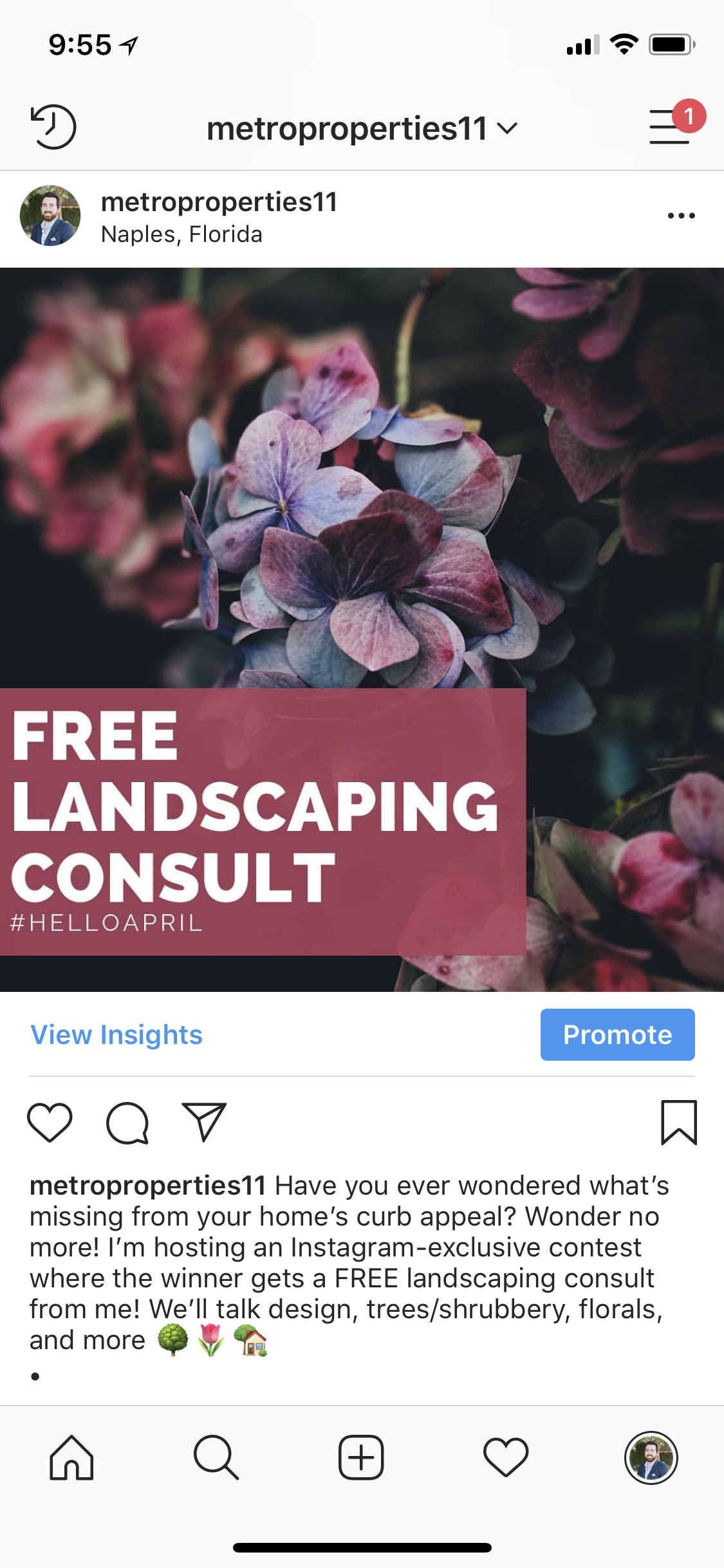 landscaping consult