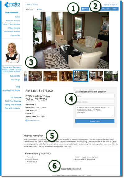 A new, fresh look for your online listings
