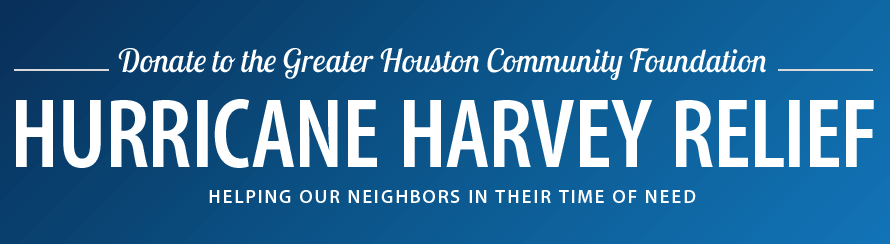 Hurricane Harvey Relief: How we're helping (and you can too!)
