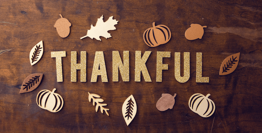 Thanksgiving thoughts from 22 real estate professionals