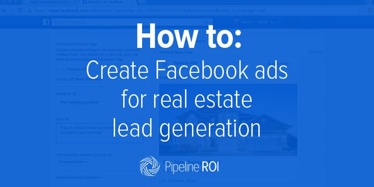 How to create Facebook ads for real estate lead generation [VIDEO]