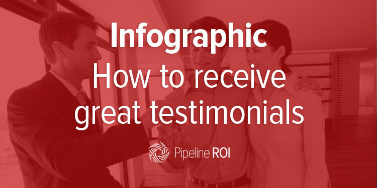 [Infographic] How to receive great testimonials