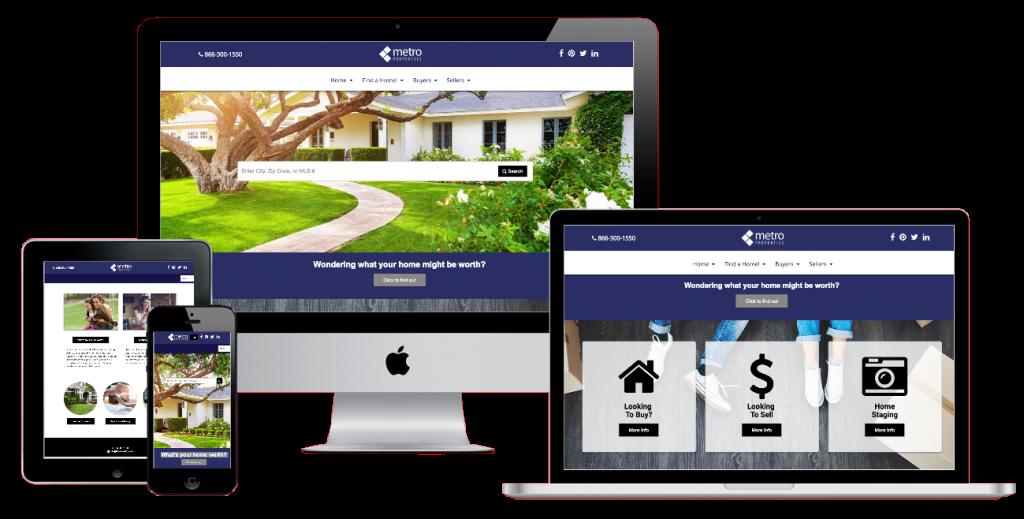 Premium website theme 3