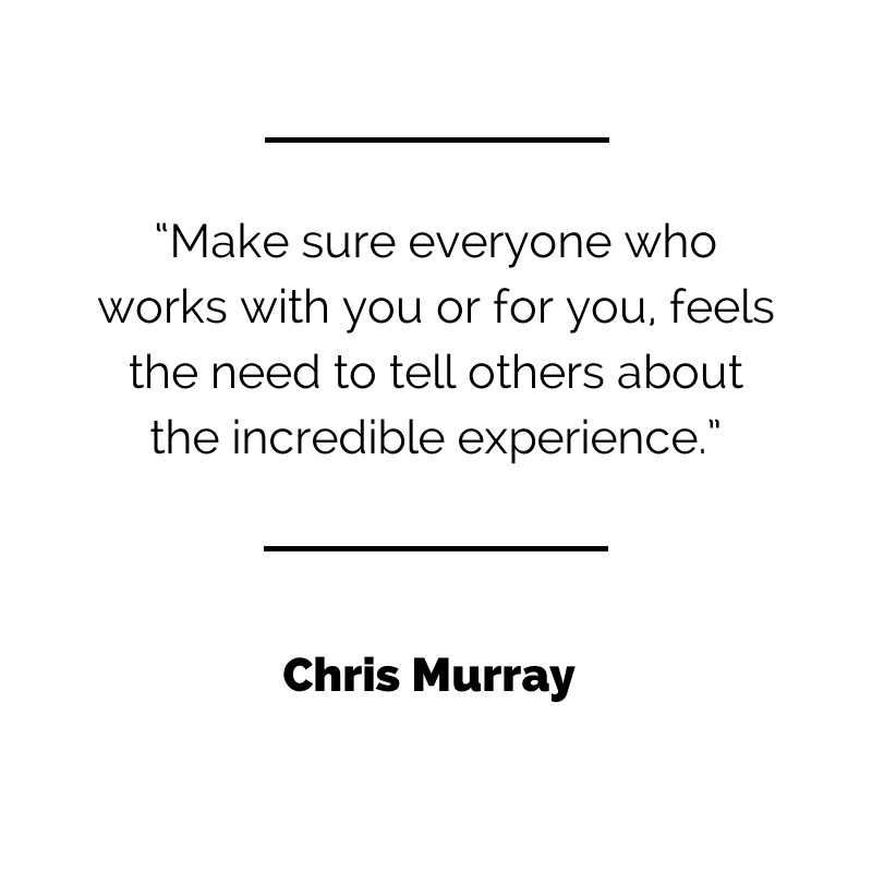 Chris Murray quote